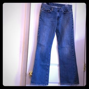 50% Lucky Brand by Montesano Jeans pants sz 12/31
